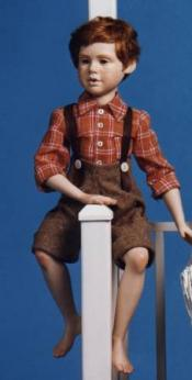Click to enlarge image  - Bubba Head Mold  - Country Boy Outfit